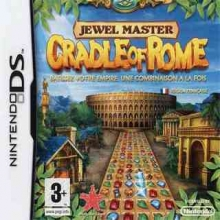 Jewel Master: Cradle of Rome voor Nintendo DS
