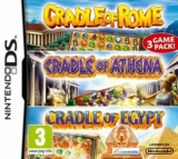 Jewel Master Triple Pack Cradle of Rome and Cradle of Athena and Cradle of Egypt voor Nintendo DS