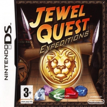Jewel Quest: Expeditions Losse Game Card voor Nintendo DS