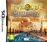 Jewel Quest Mysteries 2 Trail of the Midnight Heart voor Nintendo DS