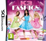 K3: Fashion Party Losse Game Card voor Nintendo DS