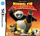 Kung Fu Panda Losse Game Card voor Nintendo DS