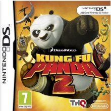 Kung Fu Panda 2 Losse Game Card voor Nintendo DS