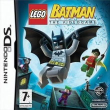 LEGO Batman The Videogame voor Nintendo DS