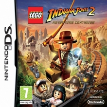 LEGO Indiana Jones 2: The Adventure Continues Losse Game Card voor Nintendo DS