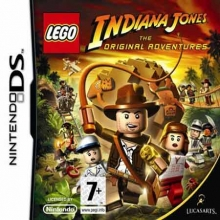 LEGO Indiana Jones: The Original Adventures voor Nintendo DS