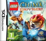 LEGO Legends of Chima: Laval's Journey voor Nintendo DS