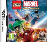 LEGO Marvel Super Heroes: Universe in Peril voor Nintendo DS