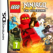 LEGO Ninjago: The Videogame Losse Game Card voor Nintendo DS
