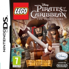 LEGO Pirates of the Caribbean voor Nintendo DS