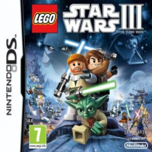 LEGO Star Wars III: The Clone Wars voor Nintendo DS