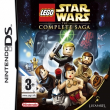 LEGO Star Wars: The Complete Saga Losse Game Card voor Nintendo DS