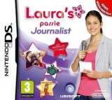 Laura's Passie: Journalist Losse Game Card voor Nintendo DS