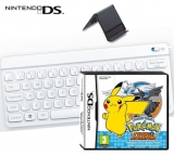 Learn With Pokemon Typing Adventure voor Nintendo DS
