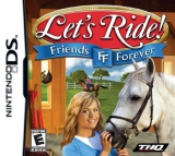 Lets Ride Friends Forever voor Nintendo DS
