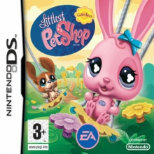 Littlest Pet Shop Tuin voor Nintendo DS