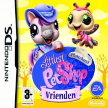 Littlest Pet Shop: Vrienden Platteland Losse Game Card voor Nintendo DS
