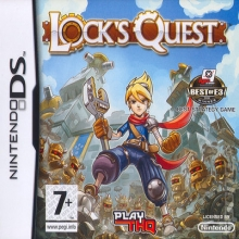 Lock's Quest voor Nintendo DS