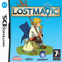 Lost Magic Losse Game Card voor Nintendo DS