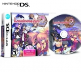 Luminous Arc 2 & Music CD in Doos Nieuw (NA) voor Nintendo DS