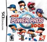 MLB Power Pros 2008 voor Nintendo DS