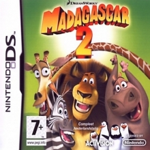 Madagascar Escape 2 Africa voor Nintendo DS