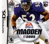 Madden NFL 2005 voor Nintendo DS