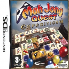/Mahjong Quest: Expeditions Losse Game Card voor Nintendo DS