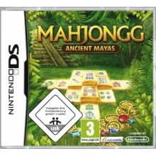 Mahjongg: Ancient Mayas Losse Game Card voor Nintendo DS