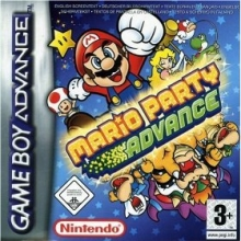 Mario Party Advance voor Nintendo DS