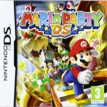 Mario Party DS voor Nintendo DS