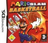 Mario Slam Basketball Losse Game Card voor Nintendo DS