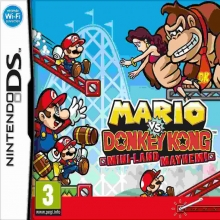 Mario Vs. Donkey Kong 3: Mini-Land Mayhem voor Nintendo DS