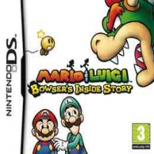 Mario & Luigi: Bowser's Inside Story Losse Game Card voor Nintendo DS