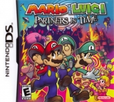 Mario & Luigi: Partners in Time (NA) voor Nintendo DS