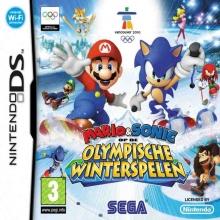 Mario & Sonic op de Olympische Winterspelen Losse Game Card voor Nintendo DS