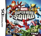 Marvel Super Hero Squad voor Nintendo DS