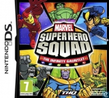 Marvel Super Hero Squad Infinity Gauntlet voor Nintendo DS