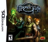 Mazes of Fate (NA) voor Nintendo DS