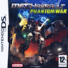 MechAssault Phantom War voor Nintendo DS