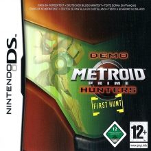 Metroid Prime Hunters Demo: First Hunt voor Nintendo DS