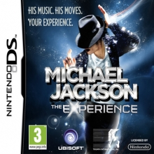 Michael Jackson: The Experience voor Nintendo DS