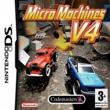 Micro Machines V4 voor Nintendo DS