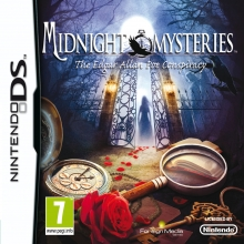 Midnight Mysteries: The Edgar Allan Poe Conspiracy voor Nintendo DS