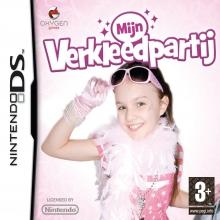 Mijn Games Mijn Verkleedpartij voor Nintendo DS