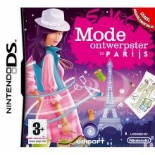 Modeontwerpster in Parijs voor Nintendo DS