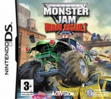 Monster Jam Urban Assault voor Nintendo DS