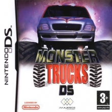 Monster Trucks DS Losse Game Card voor Nintendo DS
