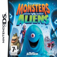 Monsters Vs. Aliens voor Nintendo DS