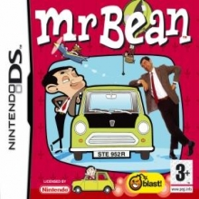 Mr Bean voor Nintendo DS